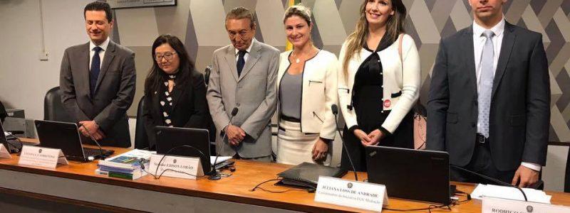 A AB Câmara de Mediação RJ cumpre a missão posta por sua fundadora Alessandra Balestieri de inovar sempre, de se aprimorar a cada dia, de respeitar ao próximo e de pensar no bem social.