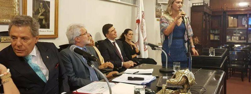 Dra. Alessandra Balestieri toma posse no Instituto dos Advogados Brasileiros – IAB